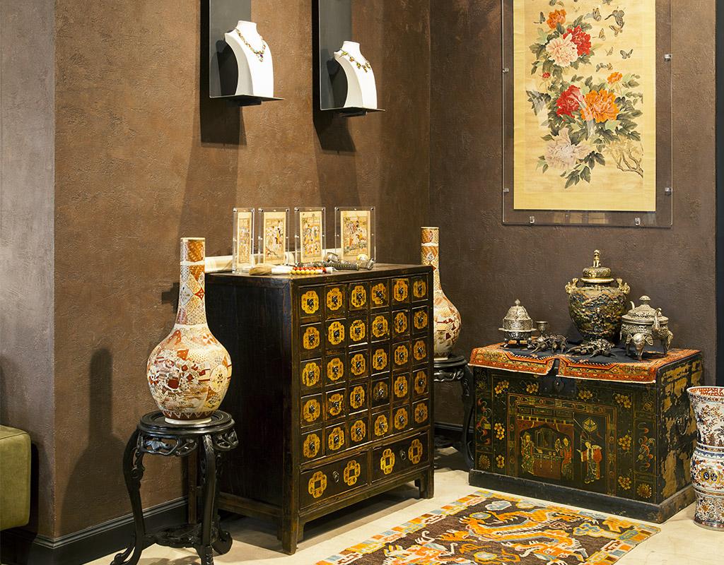 Negozio tappeti orientali