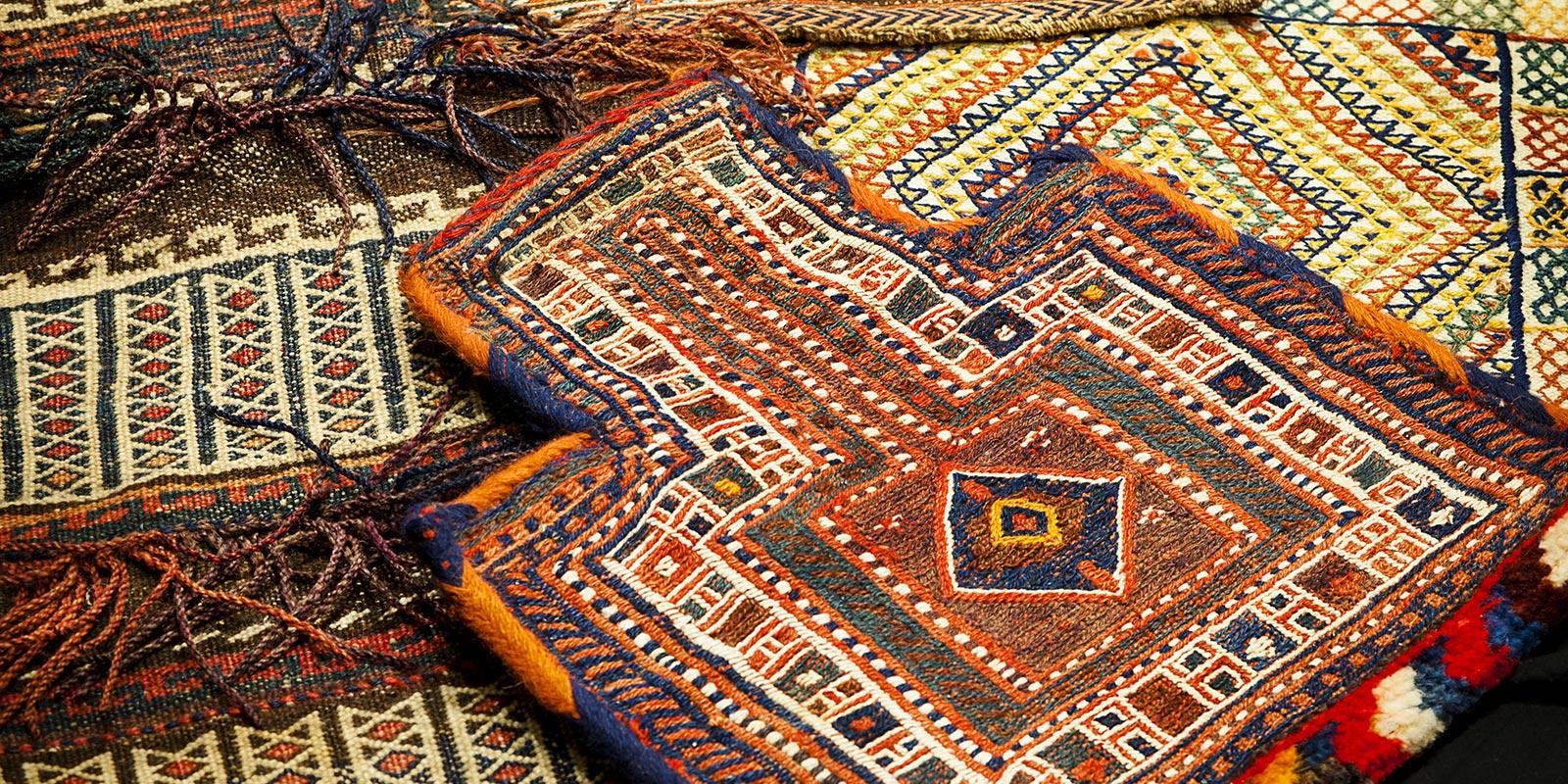 consulenza tappeti Kilim