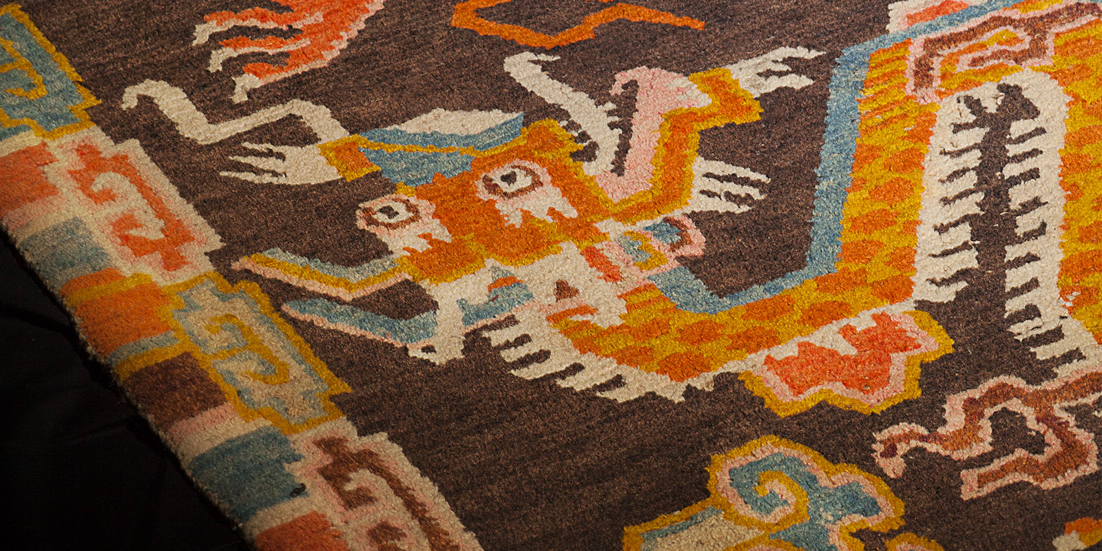 Restauro tappeti orientali