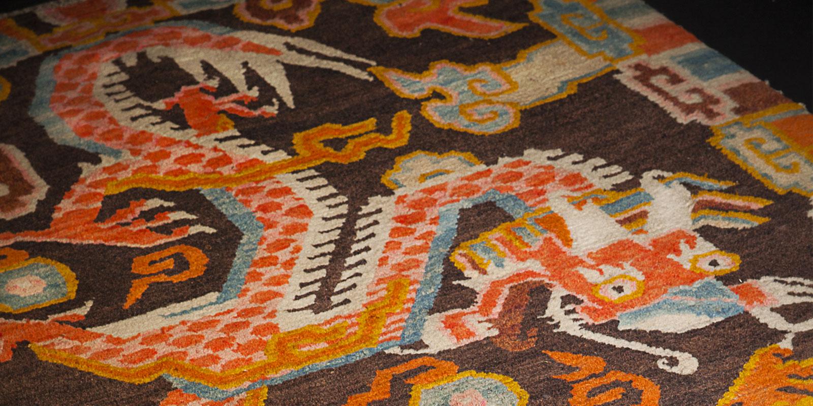 ricostruzione tappeti orientali