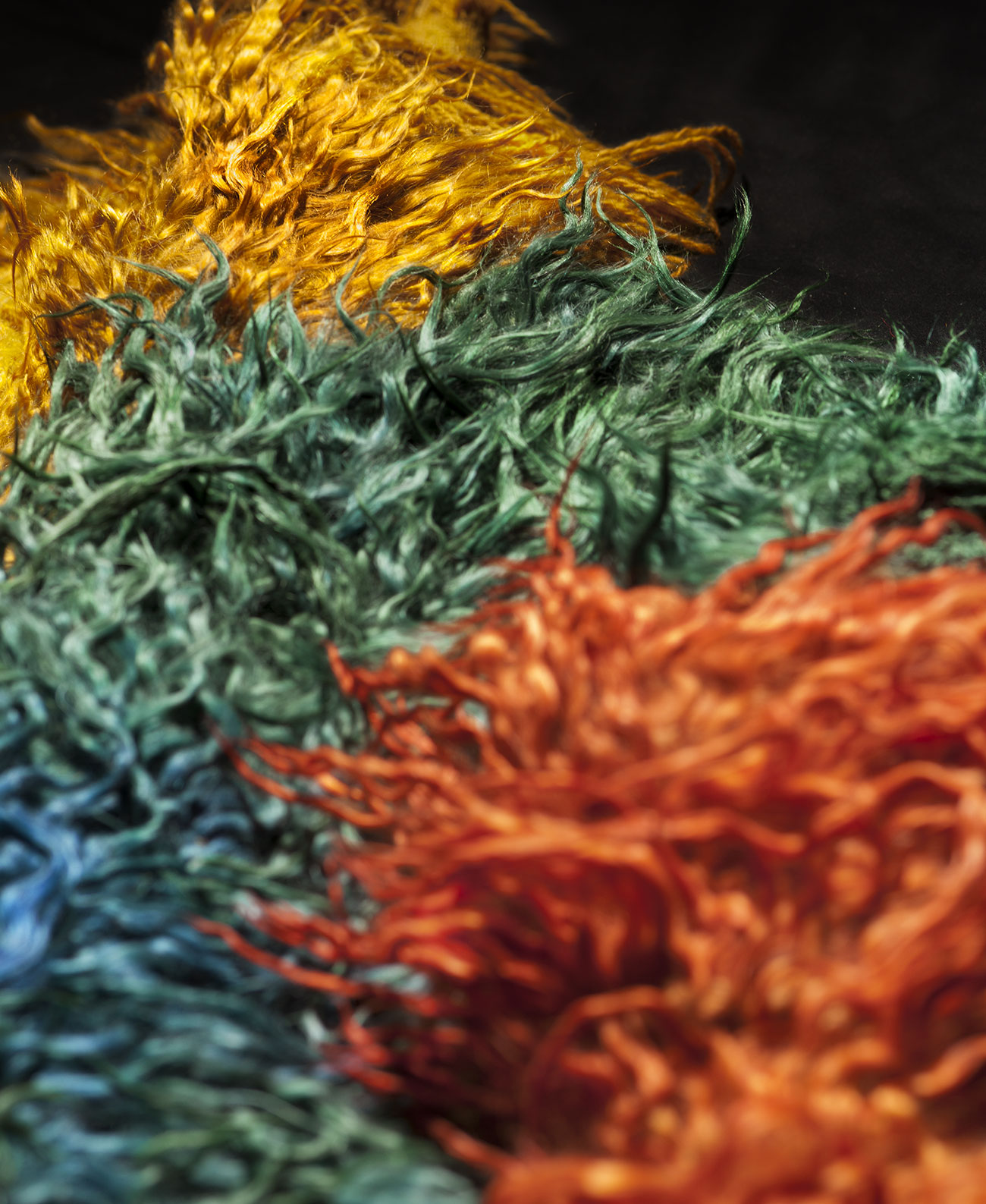 Restauro tappeti anatolici