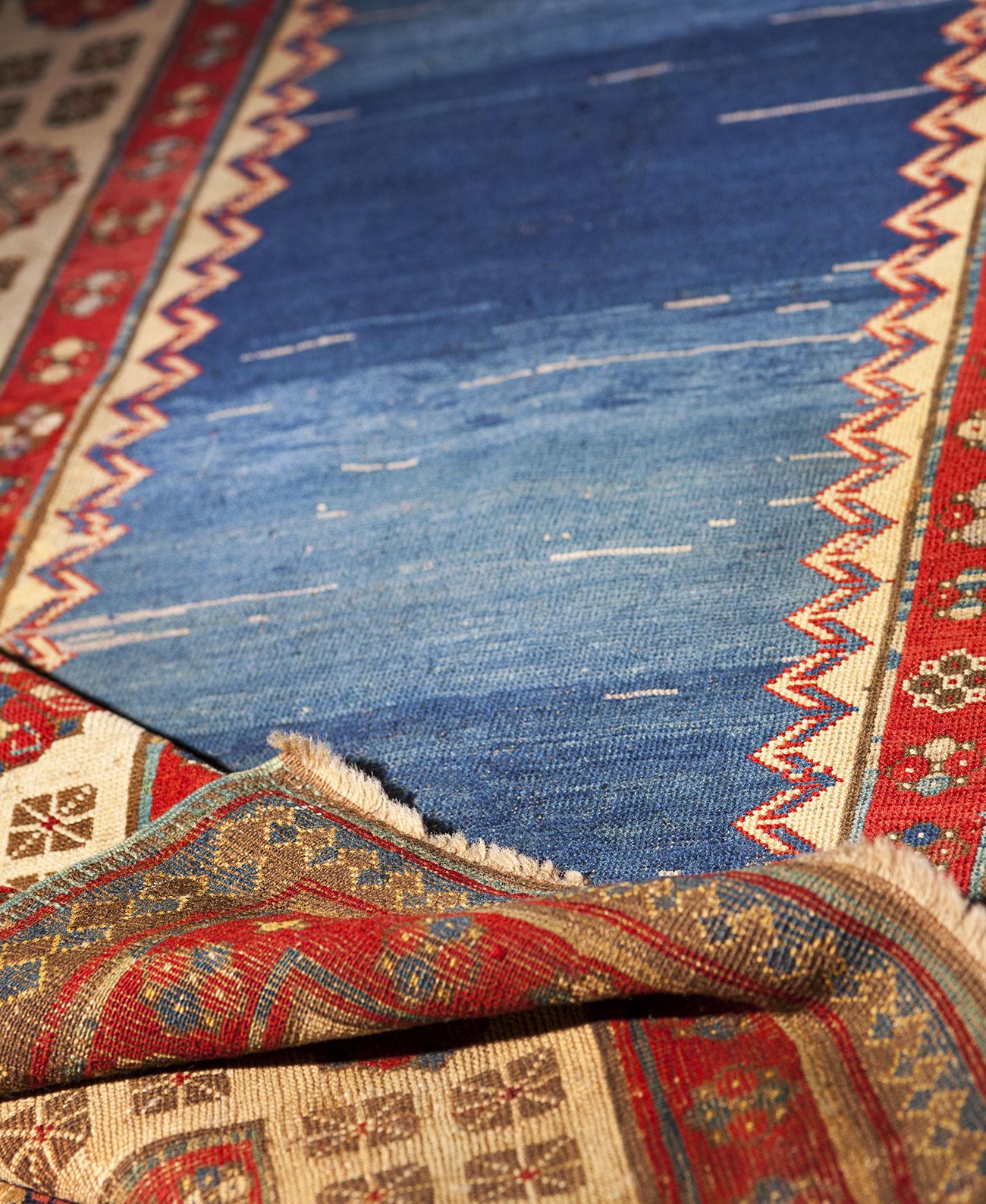 Ricostruzione tappeti caucasici