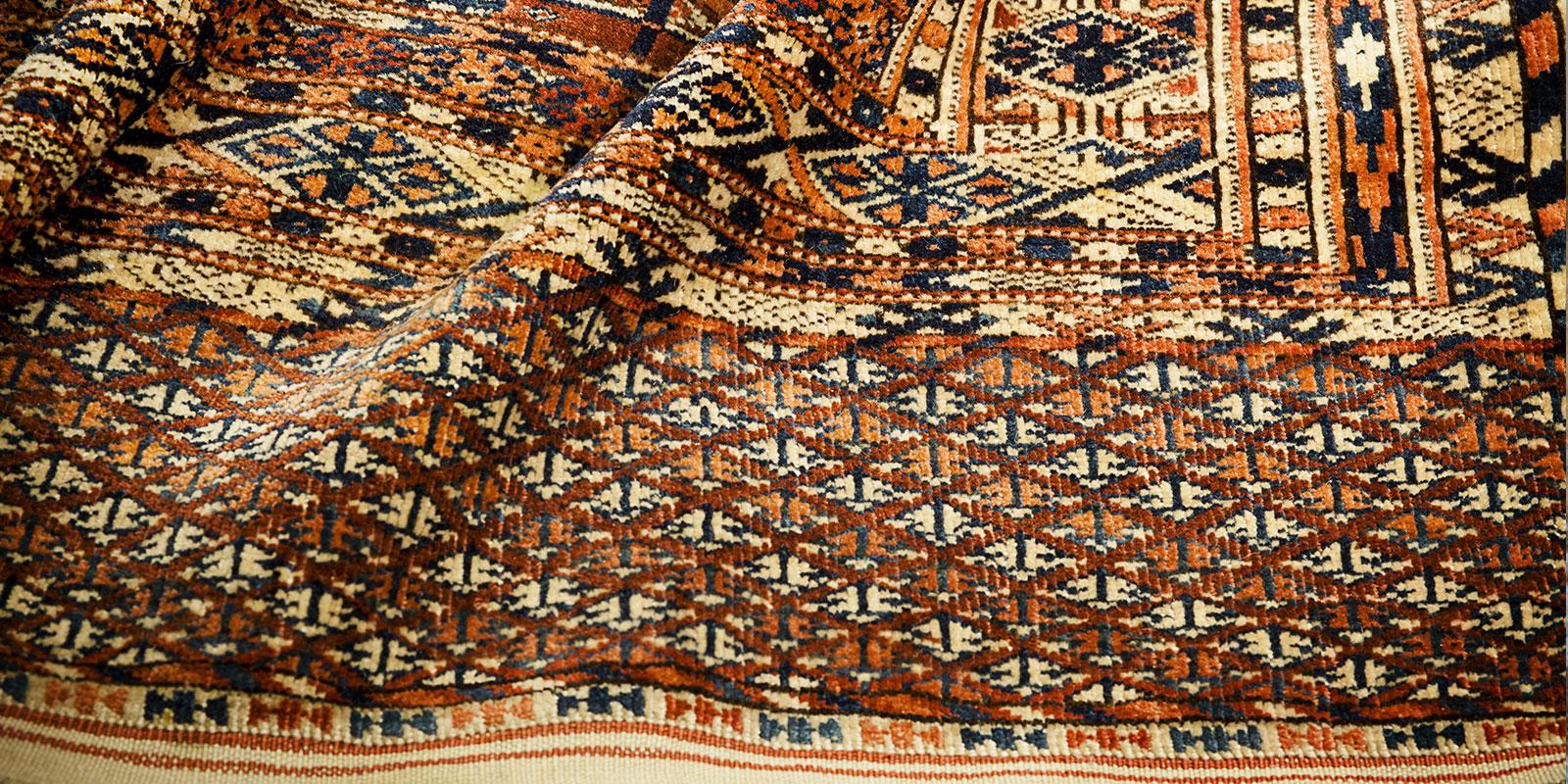 Negozio tappeto Kilim