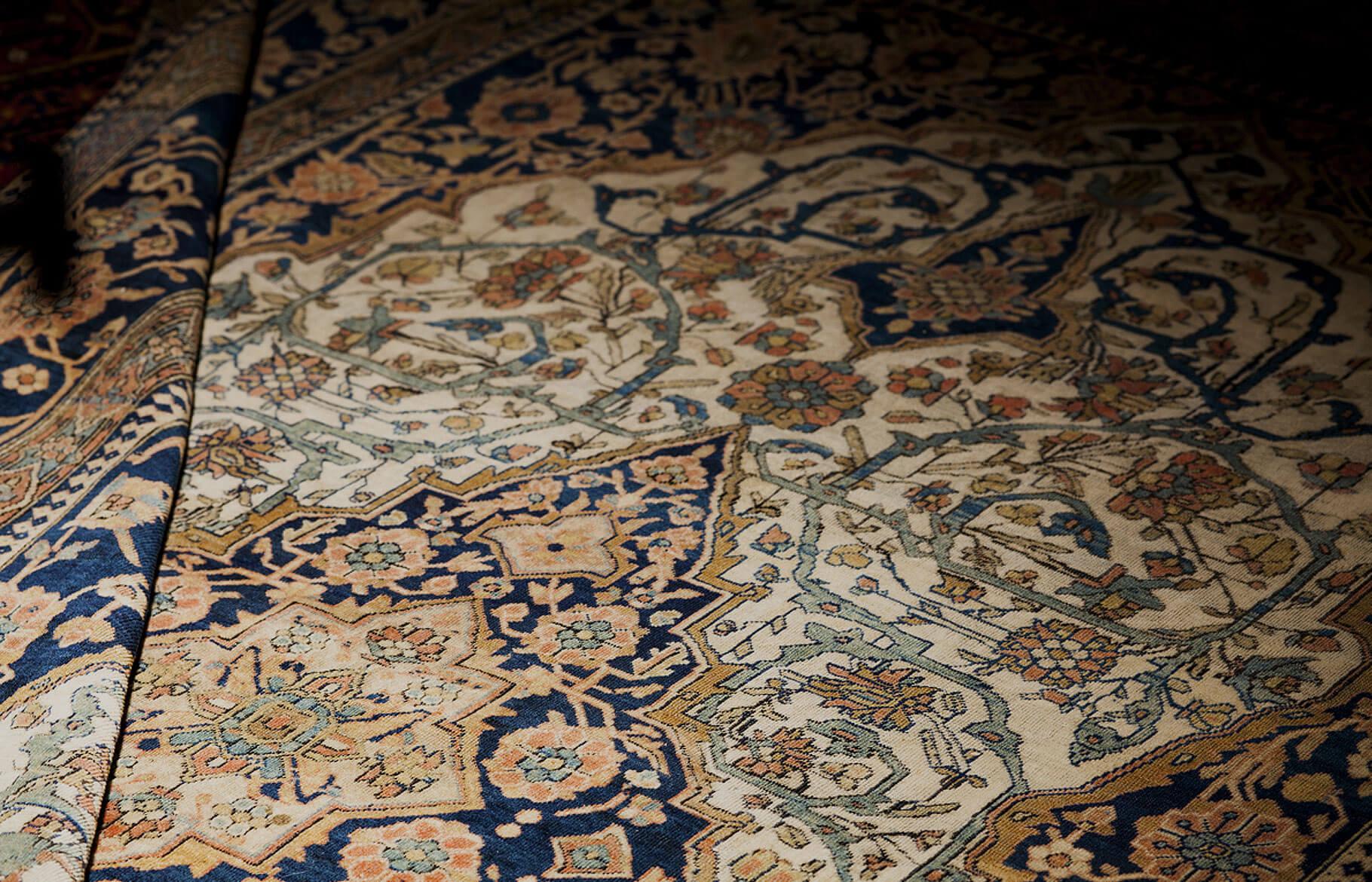 vendita tappeti persiani